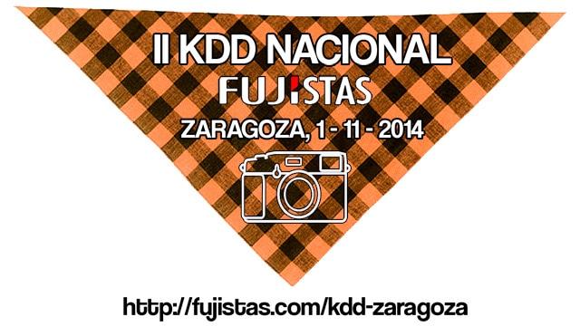 II Kedada Fujistas en Zaragoza