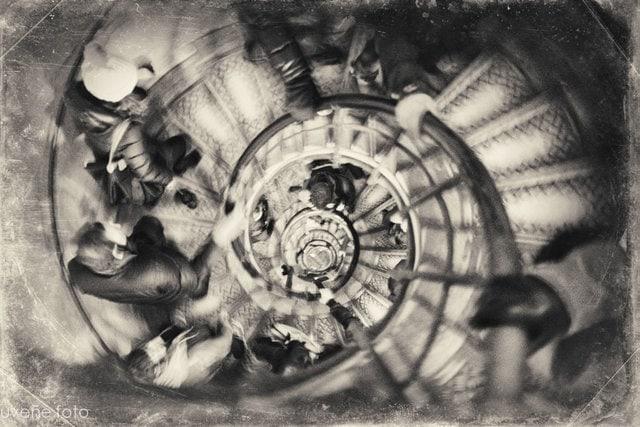 """""""La espiral de Fibonacci"""" por Virgilio Hernando, con Fuji X-Pro1."""