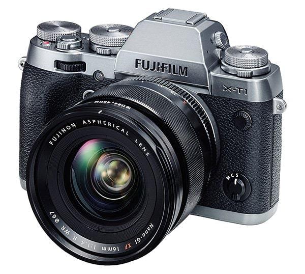 XF 16mm en X-T1