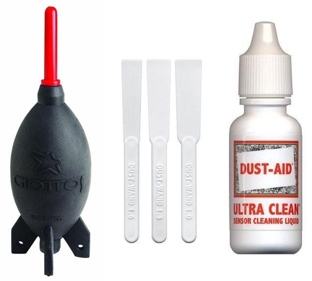 Sistemas de limpieza de sensor