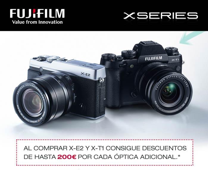 Promoción de Fuji España para septiembre de 2015