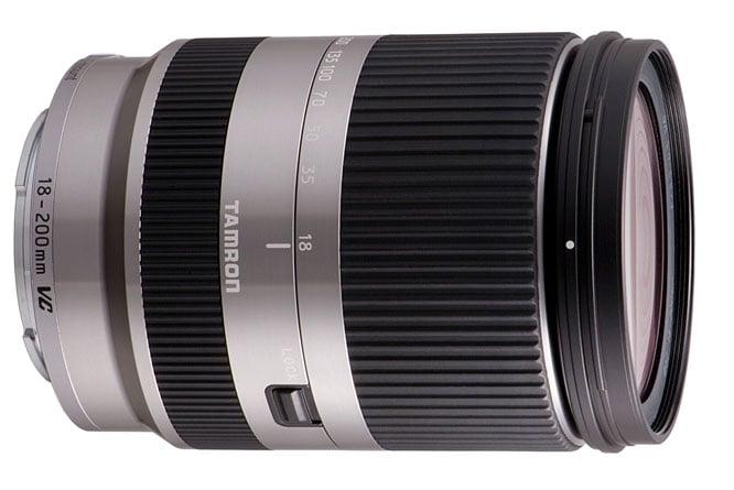 Tamron 18-200mm F/3.5-6.3 para Sony Nex