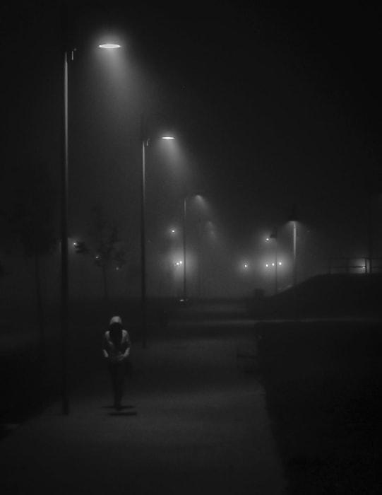 """""""Ghost"""" por Sergio Mora-Gil, con Fuji X-T1 + XF 35mm f/1.4."""