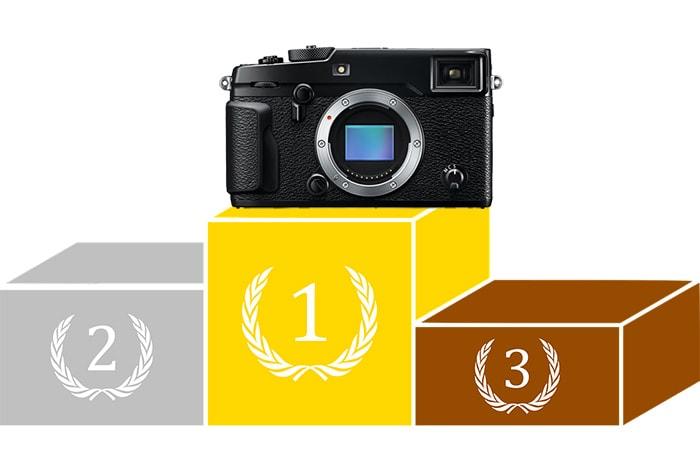 X-Pro2, CSC más vendida en Amazon US