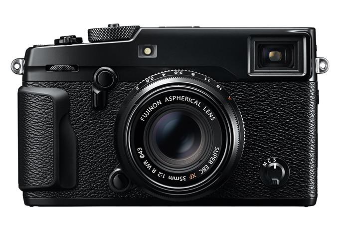 Fujifilm X-Pro2.