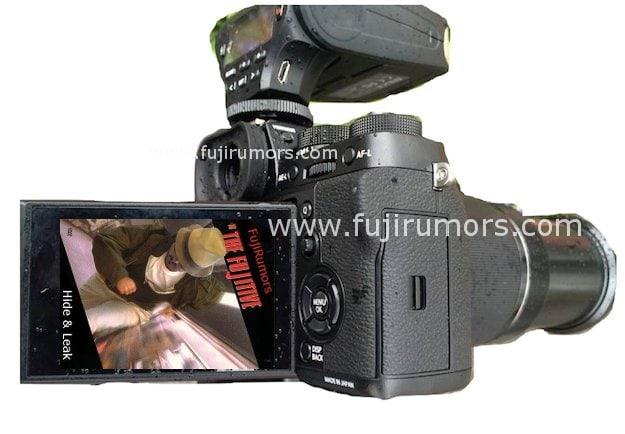 Primera imagen de la Fujifilm X-T2.