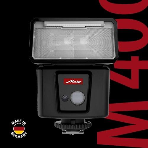 Flash Metz Mecablitz M400