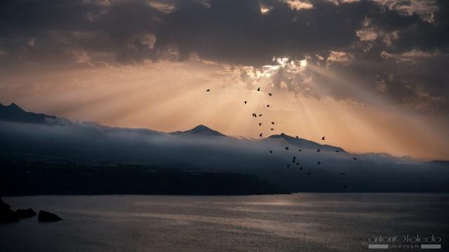 """Nerja Sunrise"" por Antonio Toledo Alarcón, con Fuji X-T1 GS + XF 35mm F2 R WR."