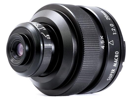 Mitakon 20mm f/2 4.5X Super Macro