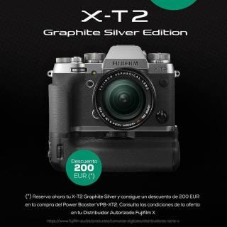x-t2 GS promoción