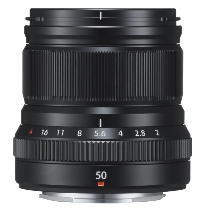 XF 50mm F2 R WR.