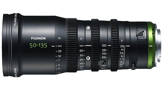 Fujinon MK 50-135mm T2.9