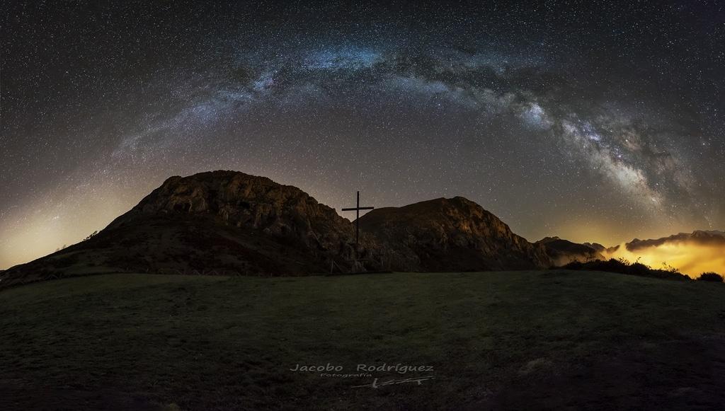 """""""La magia de Marabio"""" por Jacobo Rodríguez, con Fuji X-T1 + Samyang 12mm."""