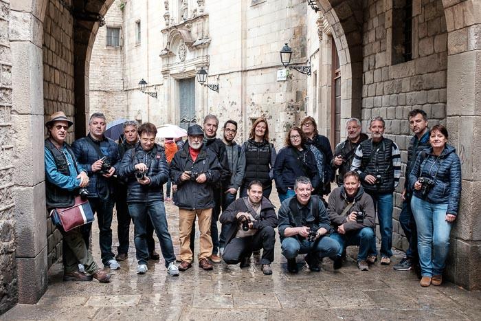 Fotografía grupal de la VII Kedada de Fujistas.