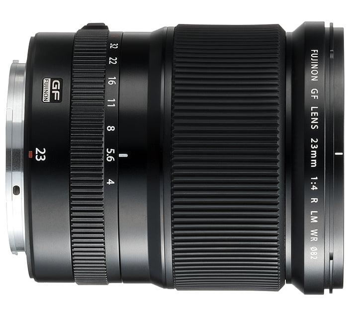 Fujinon GF 23mm F4