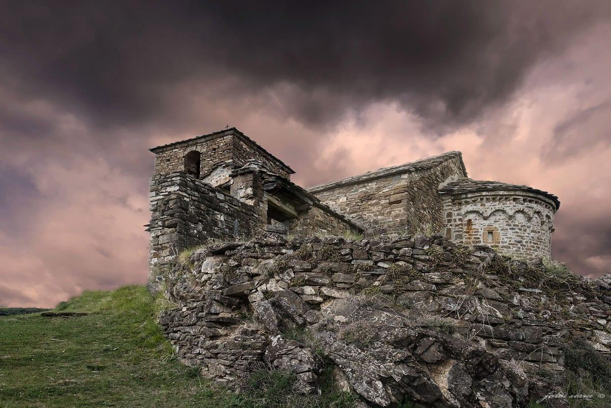 """""""Valle de Vió"""" por Jordi Serra."""