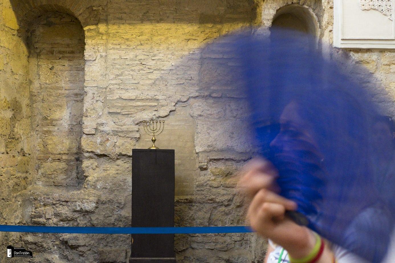 """""""Un abanico en la Sinagoga"""" por Jose Luis Gil Gasco. X-T10 + XC 16-50mm."""