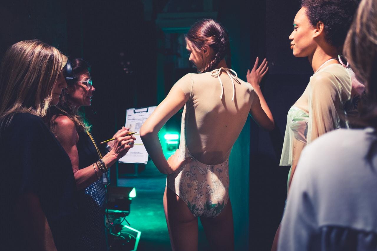 El backstage de Barcelona Fashion Week por Enric Fradera y su X-T1.