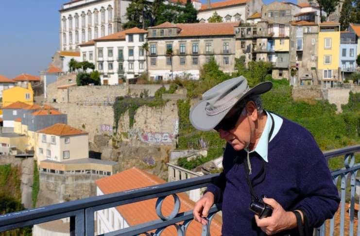 Fotowalk Oporto con la Fuji X-E3.