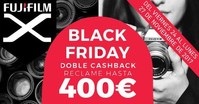 Doble Cashback Fujifilm 2017