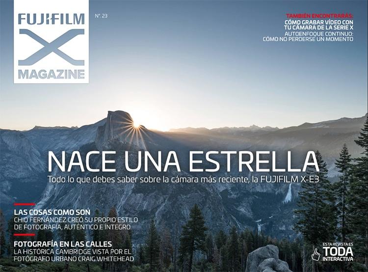 Fujifilm X Magazine 23
