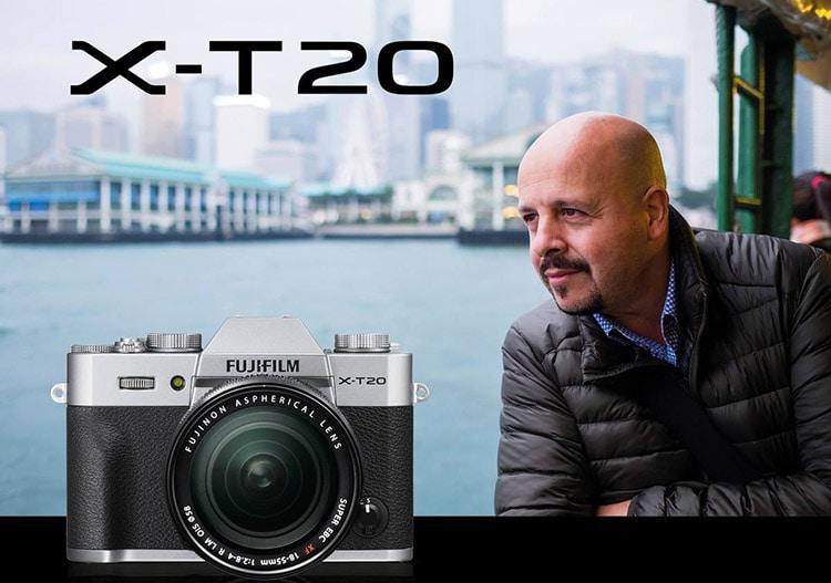 Curso Fujifilm X-T20