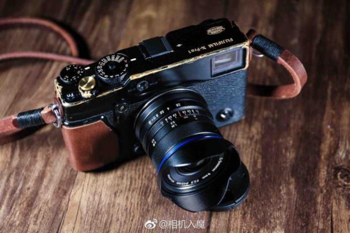 Laowa 9mm f/2.8 en una fuji X-Pro1, filtrado en Weibo.