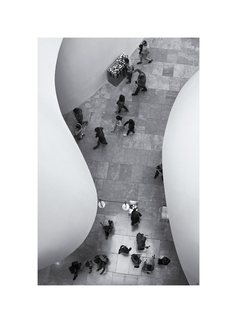 """""""Líneas"""" por Orlando Imperatore. Fujifilm X-Pro2."""
