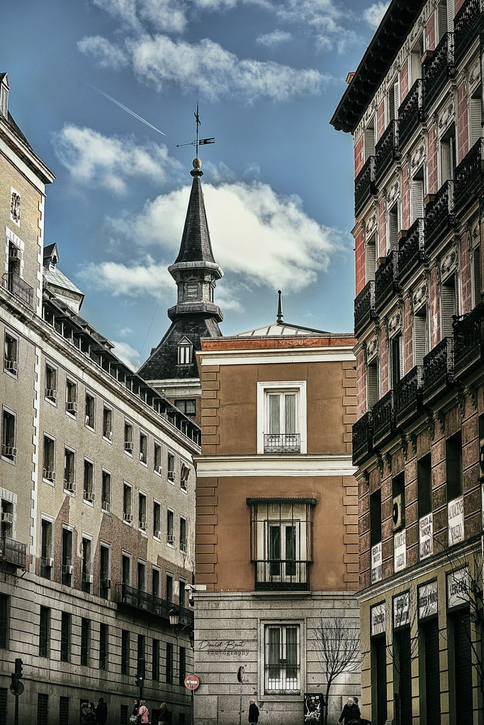 """Old Madrid"" por David Beut. Fujifilm X-T20."