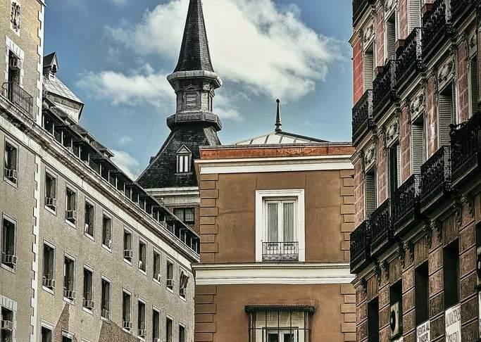 """Old Madrid"" por David Beut. Fujifilm X-T20."