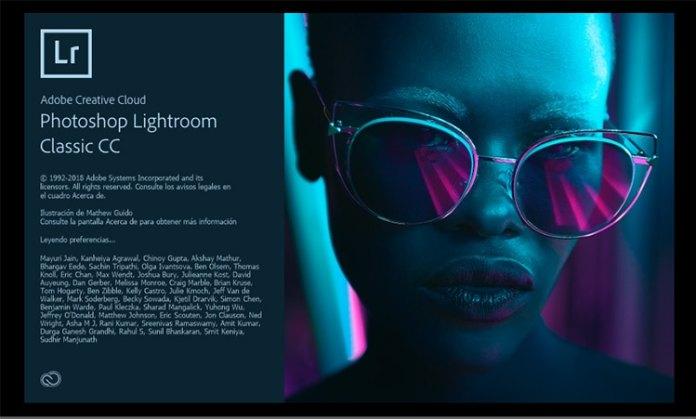 Lightroom CC Classic 7.2