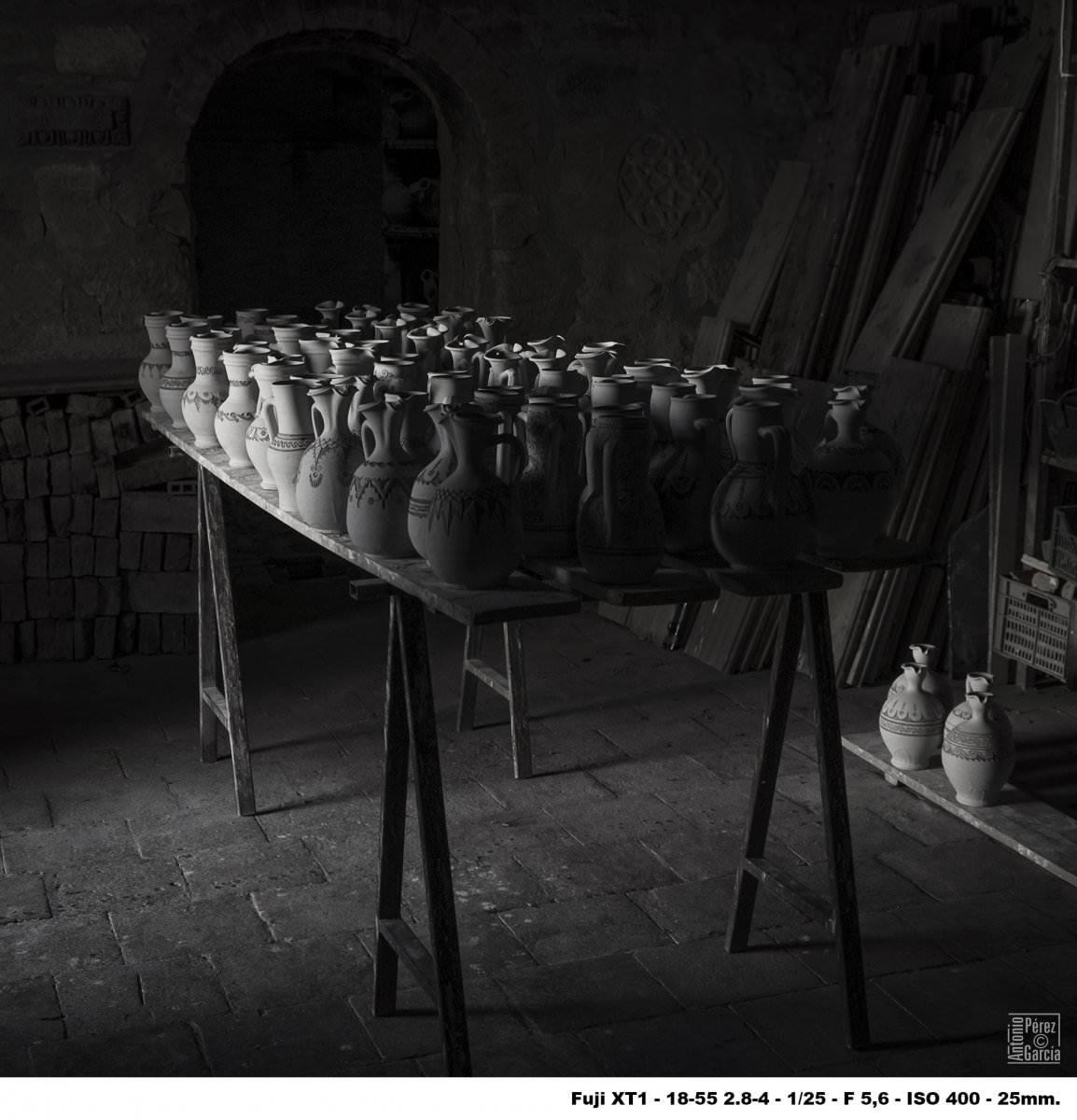 """""""Preparados para entrar en el horno"""" por Antonio Pérez. Fujifilm X-T1 + XF 18-55mm f/2.8-4."""