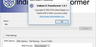 Iridient X-Trnasformer 1.01.