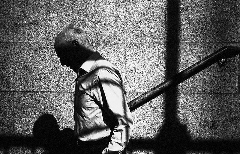 """""""Yendo a ningún lado"""" por José Carpin. El último fotón publicado."""