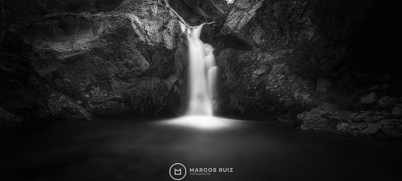 """Waterfall"" por Marcos Ruiz Dávila. Fujifilm X-T2 + XF 10-24mm F4 R OIS."