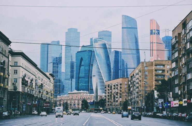 """Contrastes de Moscú"" por Jordi Núñez.  Fujifilm X-T1 + XF55-200mmF3.5-4.8 R LM OIS."