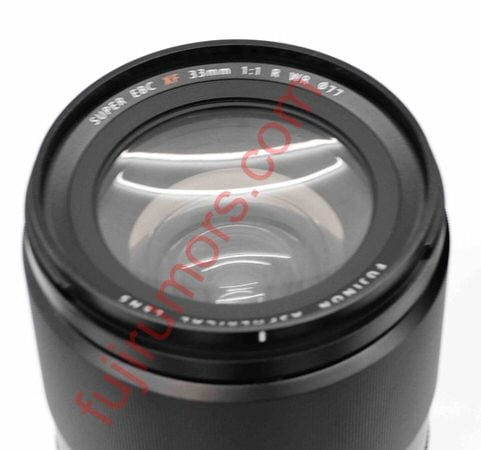 Frontal XF 33mm F1