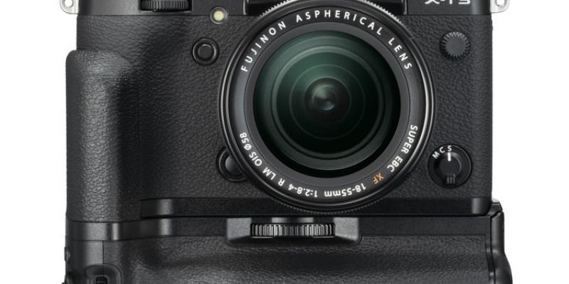 Presentada oficialmente la Fujifilm X-T3
