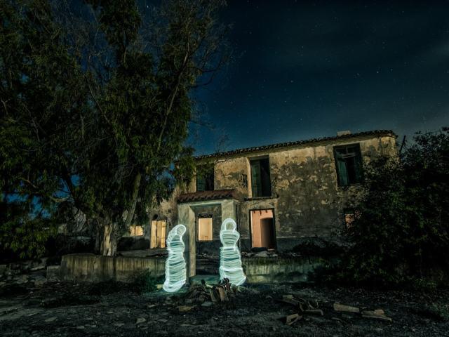 """""""La doncella y el guardián"""" por Alberto Garre. Fujifilm X-T10 + Samyang 12mm F2."""
