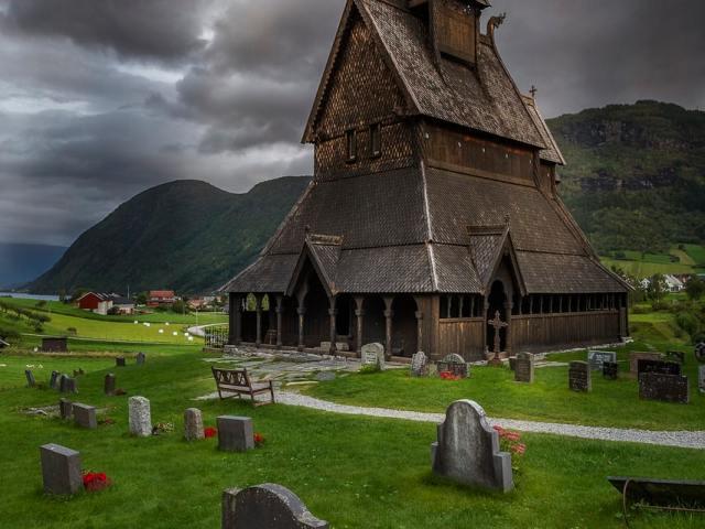 """Iglesia Vikinga"" por Julio Castro. Fujifilm X-H1 + Fujinon XF 14mm F2.8 R."