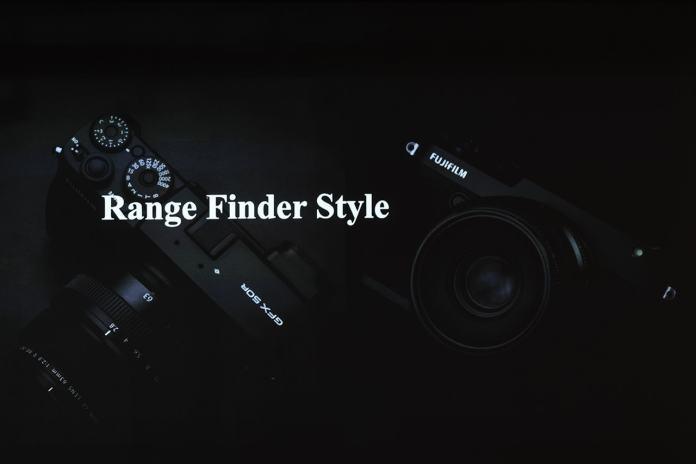 Range finder style.