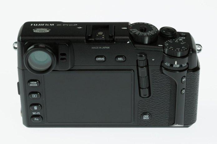 Propuesta preliminar de diseño para la X-Pro2.