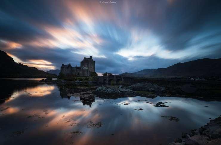 """""""Eilean Donan Castle"""" por Osmel García. Fujifilm X-T2 + Fujinon XF 10-24mm f/4 R OIS."""