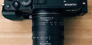 7Artisans 55mm f/1.4 emparejado a una Fuji X-E1, por George Anthony Rivera