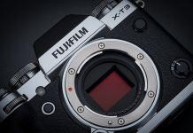 Sensor Fujifilm X-T3
