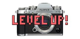 Fujifilm X-T3 firmware.