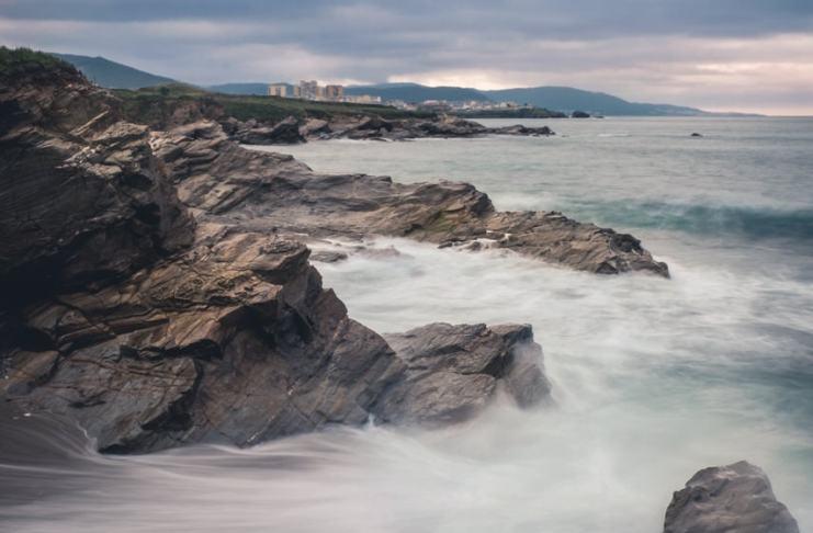 """Praia de Coto"" por J. Bypass. Fujifilm X-T1 + XF18-55mm f/2.8-4 R LM OIS."
