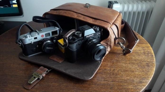 He aquí la bolsa de nuestro activo forero y gran fotógrafo José Carpin.  Cotilléala en el hilo de bolsas fotográficas.