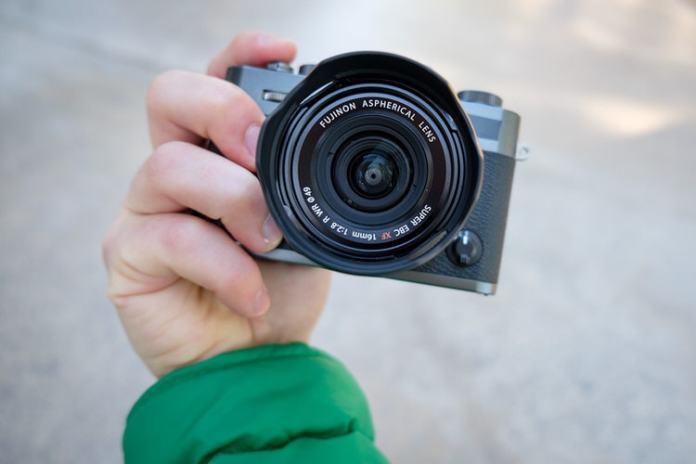 Fujinon XF 16mm F2.8 R WR.