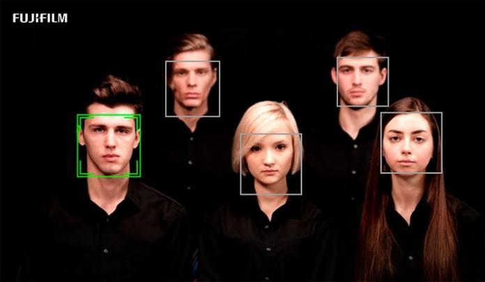 Autoenfoque de rostros selectivo en la Fuji X-T3 / X-T30.